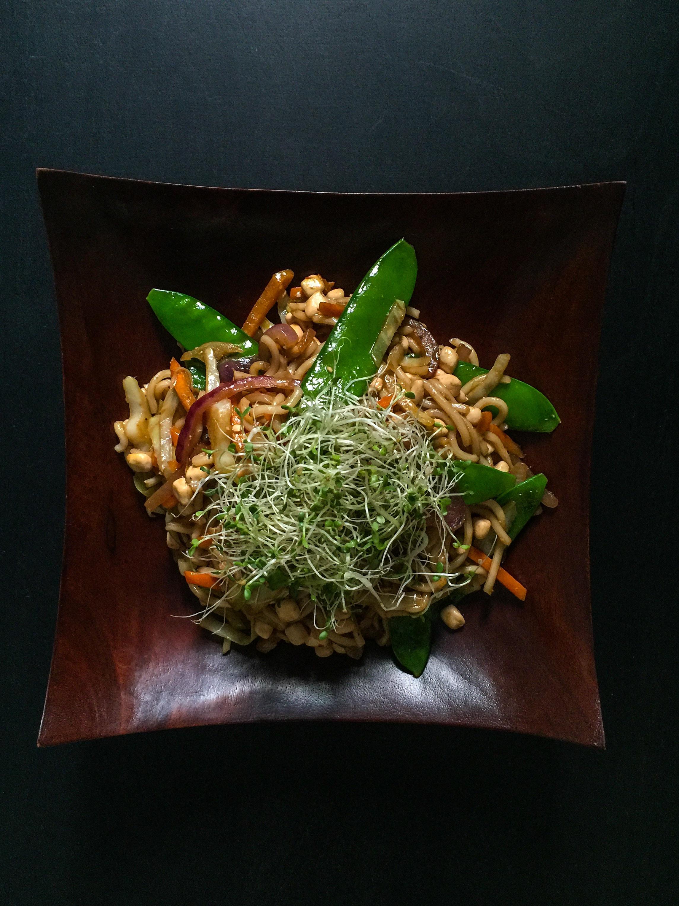 Herkullinen ja todella nopeasti valmistettava Mifu-wokki