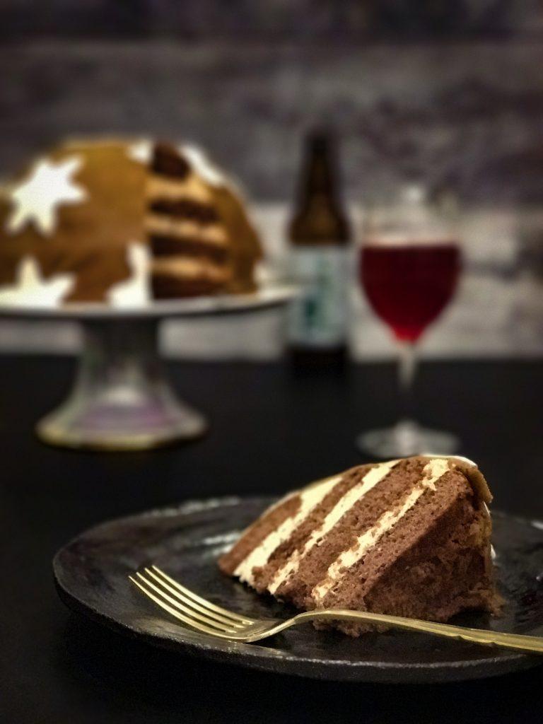 Herkulline piparikakku joulupöytään