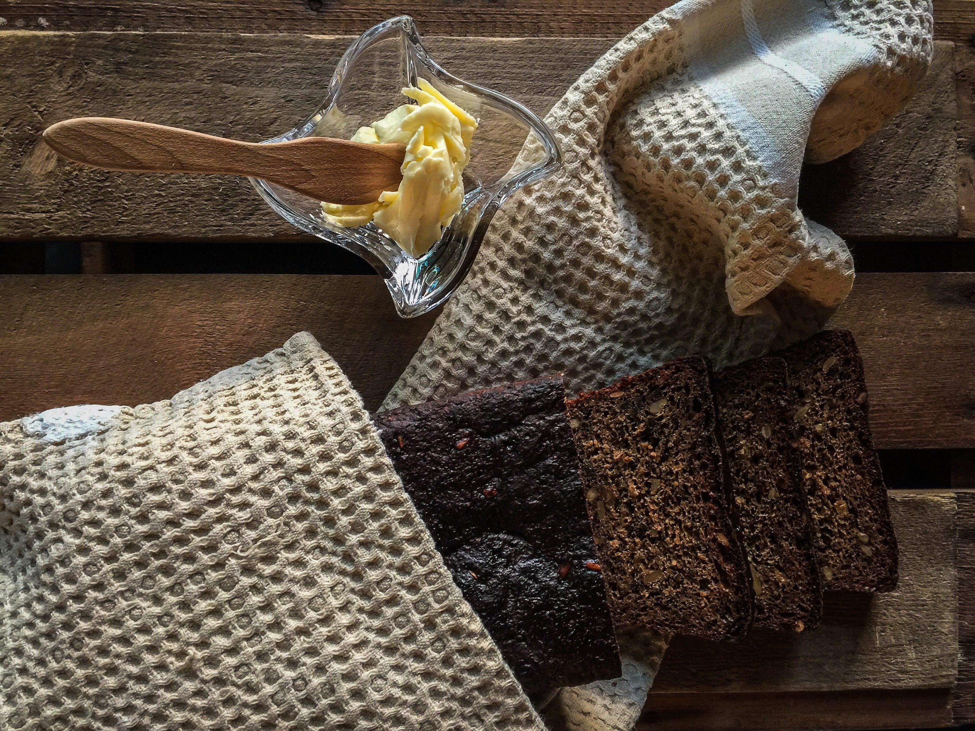 Perinteinen ja helposti valmistettava saaristolaisleipä