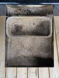 weber grillin putsaus